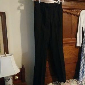 Pendleton black pants